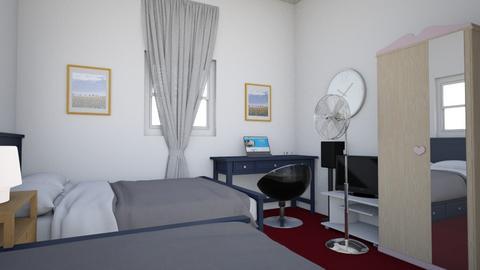 Bedroom KKS - Bedroom  - by kenoiken_