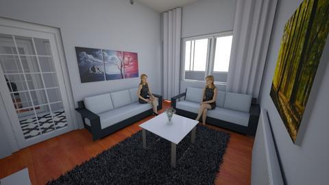 salon 4 - Living room  - by filozof