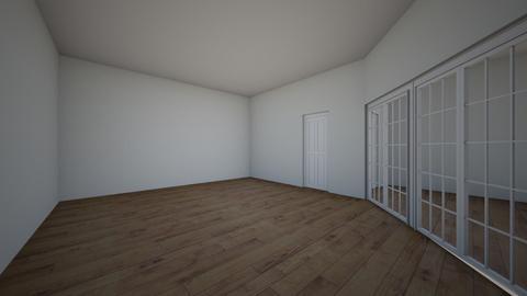 2nd careers - Bedroom  - by Taylorshoemaker