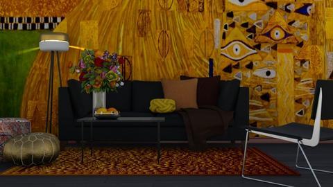 KLIMT - Classic - Living room  - by HenkRetro1960