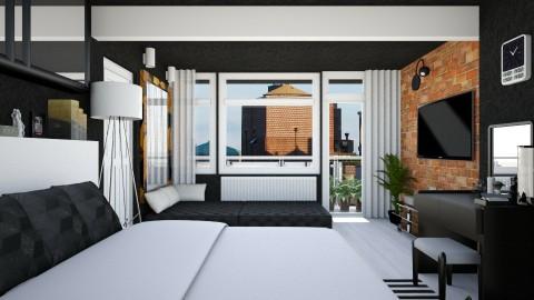 Bedroom redesign 2 - Modern - Bedroom  - by JayPH