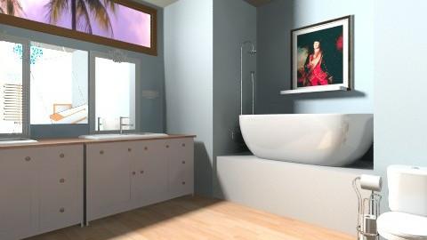bathroom - Classic - Bathroom  - by TiaMichelle1