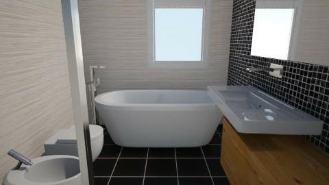 project - Minimal - Bathroom  - by veronicadidiego