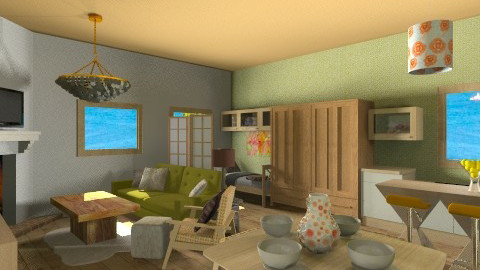 1 room apartment - by annanani