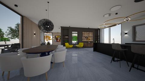 al 5 - Living room  - by Martineschreur