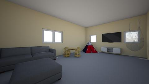 playroom - Kids room  - by emily5507