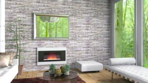 Wilderness2 - Minimal - Living room  - by MaMariposa