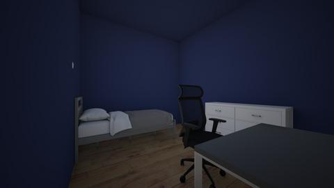 mi pieza futura deaaaa - Classic - Bedroom  - by manu456