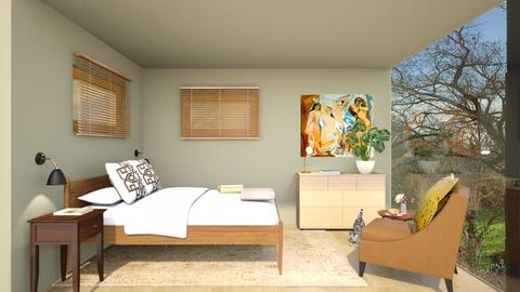 New Bedroom IV - Modern - Bedroom  - by LaCoune