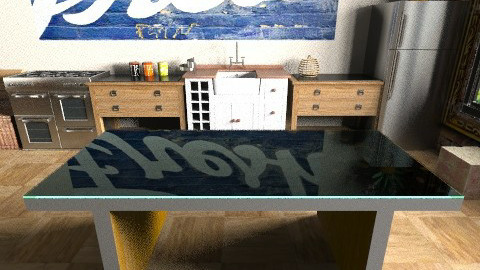 OSH Detail - Eclectic - Kitchen  - by camilla_saurus
