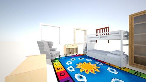 Kids Room  - Kids room  - by Piwang Ayang
