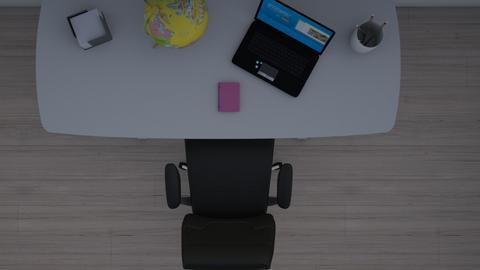 For elliers11 - Office  - by Drachenmaedchen