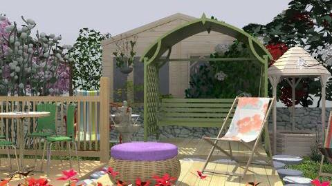 garden_new - Classic - Garden  - by Laurika