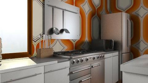 kužina - Classic - Kitchen  - by luce007sisak