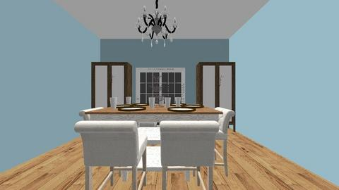 Relaxing Dining Room - Dining room - by BakerSweet