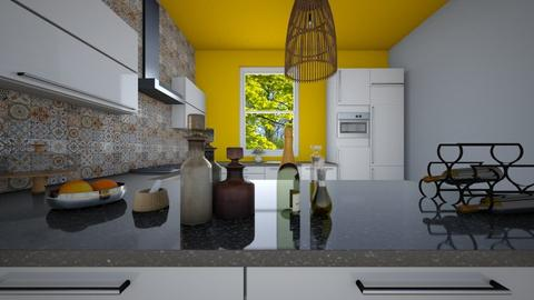 kitchen2 - Kitchen  - by leunham