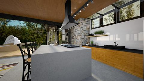 house - by lais baptista
