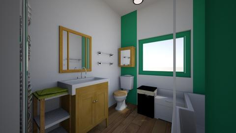 Bathroom 1 - Bathroom - by jymhitchcock
