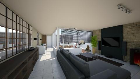 Scheveningen oud - Living room - by vincentv75