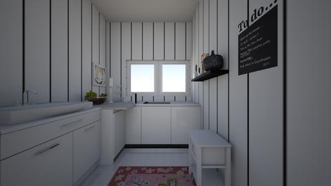 Kitchen 1 Hyper Piper - Glamour - Kitchen  - by HyperPiper