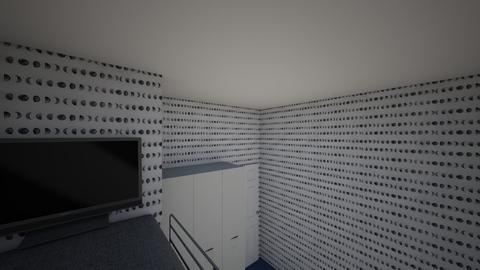kwarto - Bedroom  - by joshchoung25