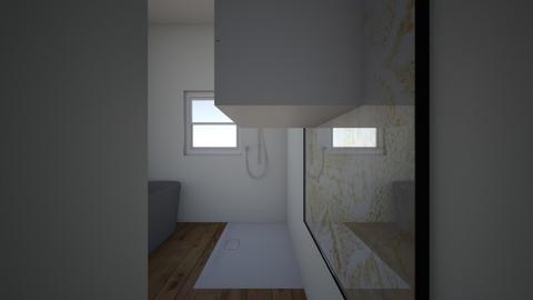 Lazienka 2 - Bathroom  - by PMrowiec