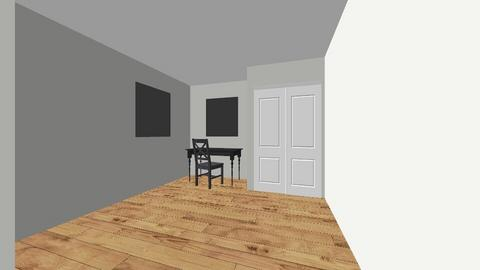 Office Interior Bath - by kgoldensalls
