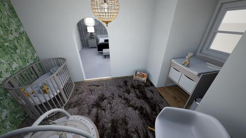 baby room_parents room  - Bedroom  - by stacey patterson