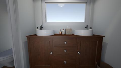f - Bathroom  - by levissa