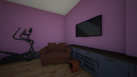 purple - Retro - by Romle23
