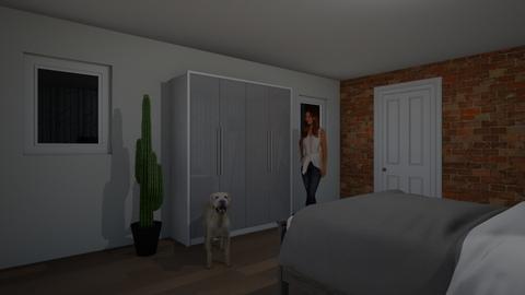 slaapkamer - Bedroom  - by chantaljojo