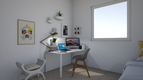 morans office - Office - by Shaharstyling