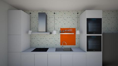kiku4 - Kitchen  - by love49