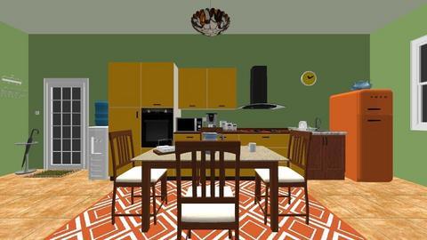 Kitchen - Kitchen  - by marika22
