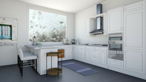 Kitchen - Eclectic - Kitchen  - by love Tully love