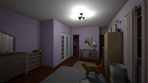My bedroom  - Bedroom  - by new to room styler