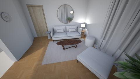 Living room rug small2 5 - Living room  - by MarikaMV