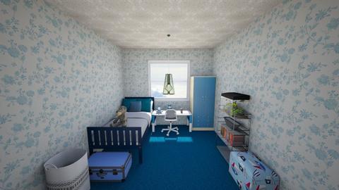 Male Apartment - Kids room - by scourgethekid