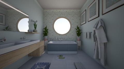 BathroomLateMarch - Bathroom  - by kiannawm