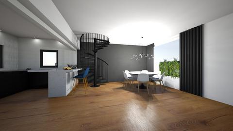 Erwin - Living room  - by MarcellaNuijten