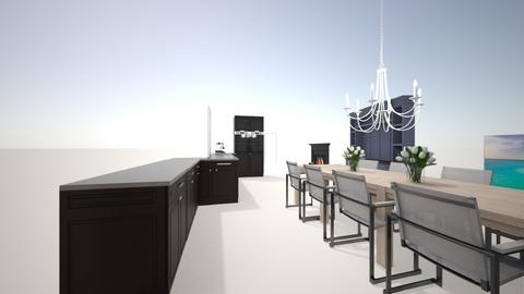 Koning 85 - Living room  - by ganzevoort