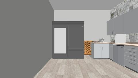 kitchen - Kitchen  - by NataliaG22719