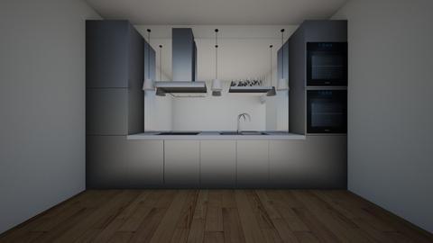 Kitchen  - Kitchen  - by Lunamare10