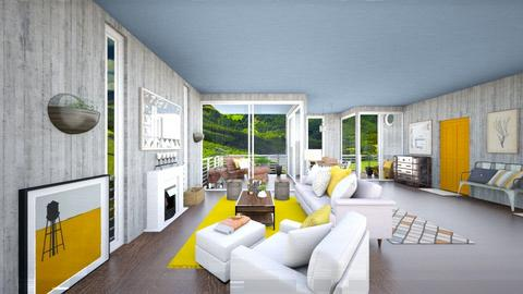 Five - Living room  - by Ferplace