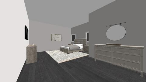 Bedroom 1 - Modern - Bedroom  - by JadeFleitz