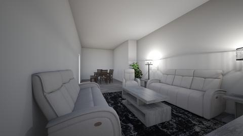 Amir living room - Living room - by Mittemiller