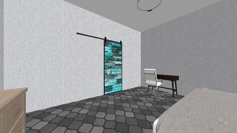 shay room - Bedroom - by jazz452327