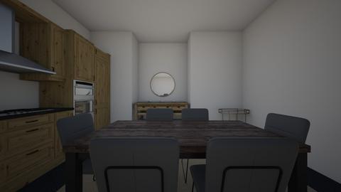 kitchen design  - Kitchen  - by maggietheriot