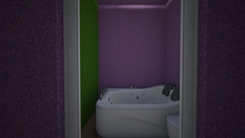 living and bedroom space - Bathroom - by 26WardLK