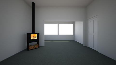 Floor Plan - Country - Living room  - by 8517